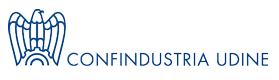 Logo di Confindustria Udine.