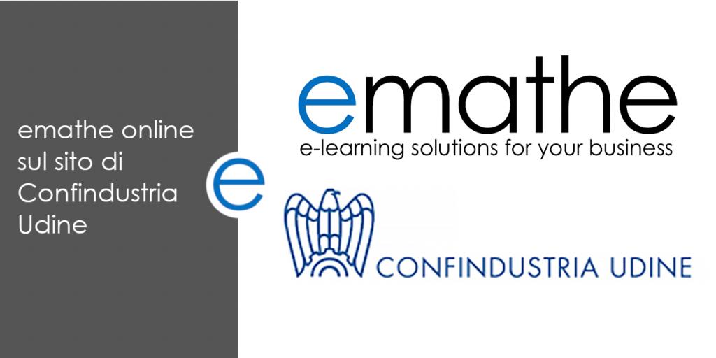 emathe online sul sito di Confindustria Udine