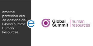 emathe partecipa al 3° Global Summit Human Resources