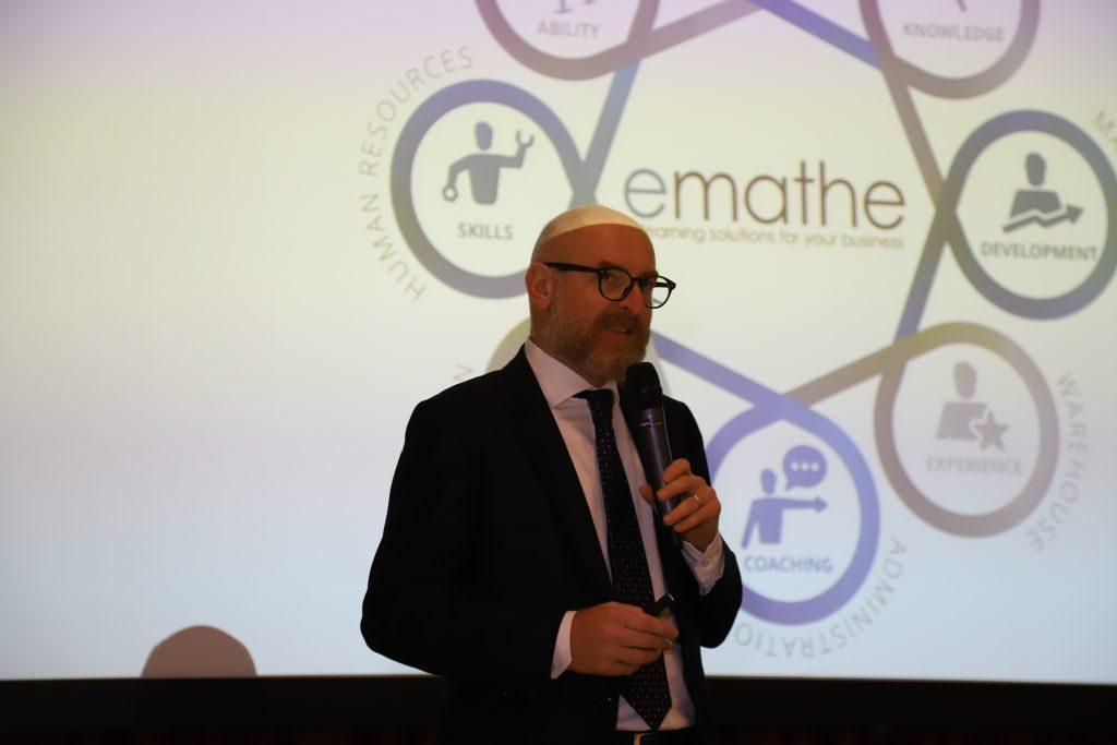 """Il talk di Marco Crasnich, founder di emathe, al """"Global Summit"""""""