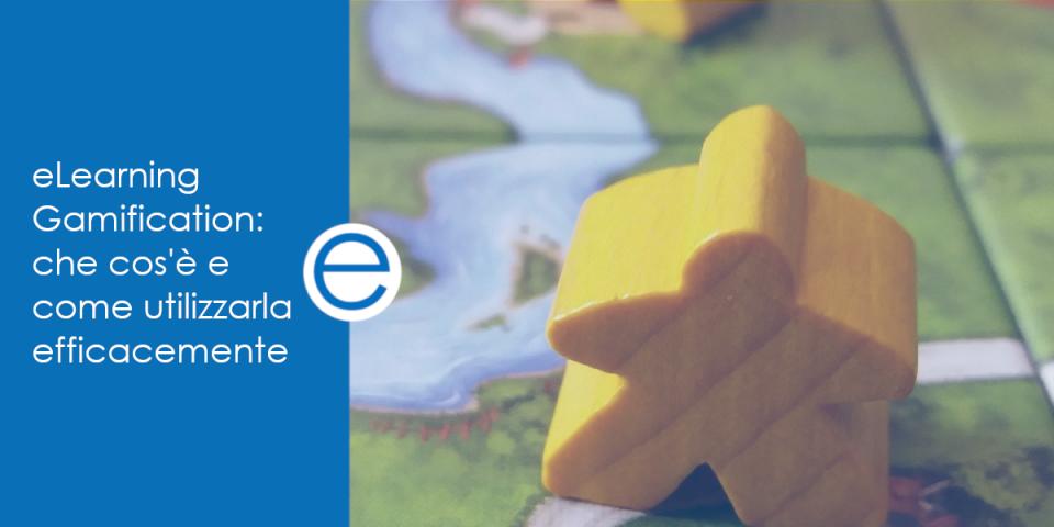 eLearning Gamification: che cos'è e come applicarla efficacemente